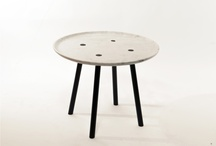 Plate / Plate side table