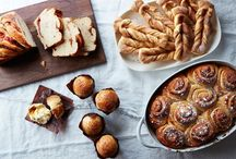 On the menu - Breads