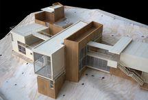 Maquetería: ejemplos de maquetas de Arquitectura