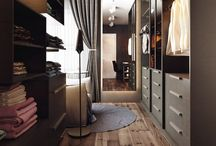garderobe / kontor