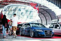 Audi A4 B7 Air Ride / Sport Cars