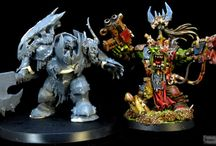 Orks / All things Orks from Warhammer 40k! From grots to boyz to stompas, this is where the Whaaa! happens