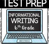 ELA: Writing - Informational