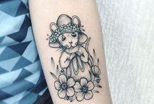 T tattoo