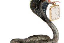 Tempus edax rerum / Time, devourer of all things.  / by Lara Irwin