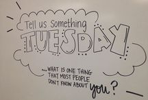 Whiteboard questions