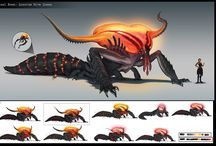 RPG Beasts and Monsters