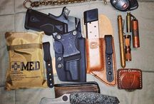 EDC / Things to carry with you everyday  / by Dax Gordon