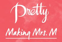 Making Mrs. M / #PowerPrimper Jaelan Mincey shares her looks, faves and more!
