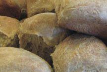 breads / by Kerry Hawes-Castellani