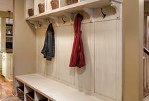 Mud & Storage Rooms / by Celeste Cole Miller