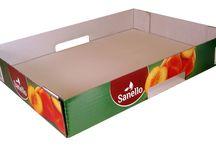 Χαρτόδισκοι κολλητοί - Carton Trays