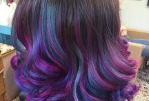 Hair Colour Inspiration