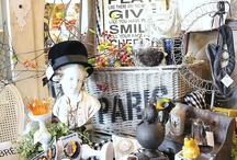 Vignettes and Displays / by Lynn Brown