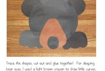 B is for... bear, beaver, butterfly theme / by Judy ABC Primetime Learning