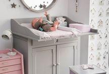 Idées chambre de bébé