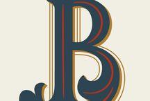 Typography/ chalk art