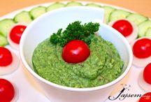 zelenina - ovoce recepty