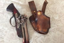 My guns and holsters
