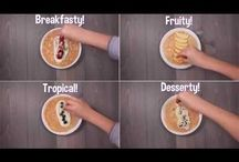 RECIPE HOW-TOs & FOOD HACK VIDEOS / by Hungry Girl