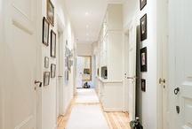 hallway . flure