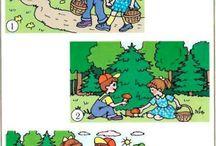 Rozprávanie podľa obrázkov