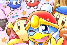 Kirby,pokemon and game stuff
