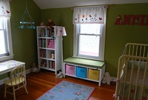 Ava's Room / by Heather Blevins