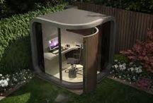 Innovative sheds
