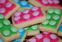 Food for kids/parties / by All Mum Said