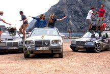 Mercedes E Rally