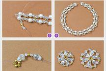 Sch 007 Anleitungen Perlenketten