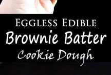 Edible batter