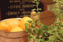 Evento AEDIN / Menú de hoy... American Food!!! Acompañamos a #MalcolmCatering en el evento de AEDIN en Darwin Multiespacio