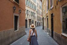Wanderlust / Travel, Honeymoon and Minimoon ideas. UK, Europe, America and beyond.