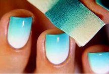 Дизайн и уход ногтей