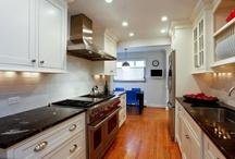 Fantastic kitchens!