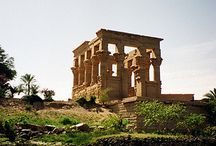 Philae Temple / This board aggregates pins of interest for the island temple of Philae in Aswan, Upper Egypt.