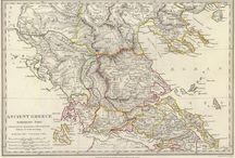 Maps Ancient Greece