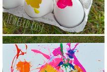 Kids art projects!