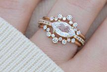 Jewellery - E-ring wraps