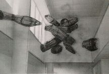 mhauss Sculpture projet 02 / Projet de sculptures avec Ilana Isehayek