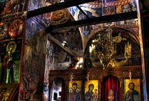 Churches, Temples, Missions, Monasteries  / by Lety Alvarez