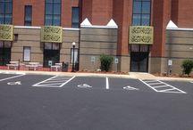 Newport News Parking Lot
