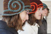 knitting -