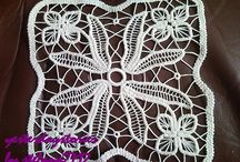 romanian point lace from Romania