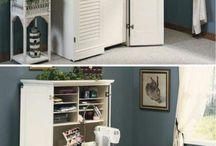 Швейный шкаф