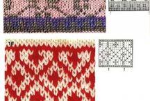 mønster genser