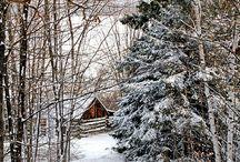 Old Barns & Churchs / by Judy Patton