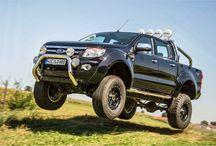 Pickup's & 4X4 / Auto's